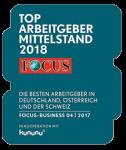 Top Arbeitgeber Mittelstand 2018